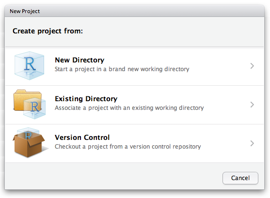 Using Projects – RStudio Support