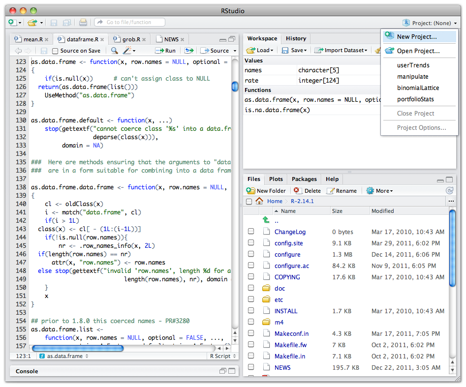 ide features