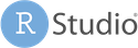 RStudio Sticky Logo