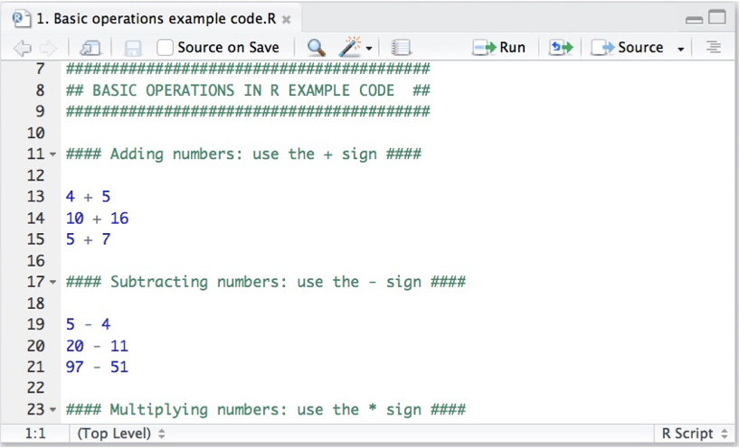 Three Tips for Training Excel Users in R