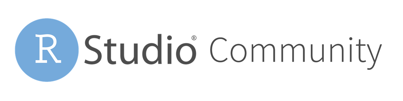 RStudio Community Logo